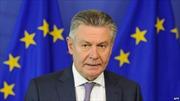 EU hoãn ký tự do thương mại với Ukraine