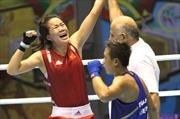 Quyền anh Việt Nam lần đầu tiên giành huy chương ở đấu trường ASIAD