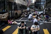 Ngoại trưởng Mỹ-Trung thảo luận khủng hoảng ở Hong Kong