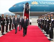Tổng Bí thư Nguyễn Phú Trọng thăm chính thức Hàn Quốc