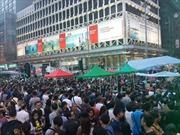 Trung Quốc cáo buộc nước ngoài can thiệp tình hình Hong Kong