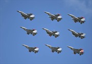 Đan Mạch điều 7 chiếc F-16 không kích IS