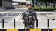 Sự hiện diện của quân đội Trung Quốc tại Hong Kong