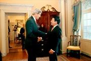 Mỹ dỡ bỏ một phần lệnh cấm vận vũ khí đối với Việt Nam