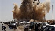 Hơn 100 binh sĩ Lybia thương vong ở Benghazi