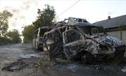 Ukraine: Dân quân kiểm soát sân bay Donetsk