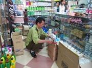 'Mỹ phẩm thiên nhiên' chế từ nguyên liệu trôi nổi ở Móng Cái