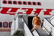 Phát hiện lựu đạn trên máy bay của Thủ tướng Ấn Độ