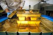 Lần đầu tiên trong năm giá vàng xuống dưới 1.200 USD/ounce