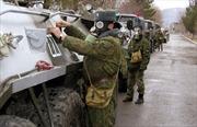 Nga tập trận chống khủng bố bắn đạn thật