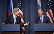Ngoại trưởng Mỹ, Nga rục rịch bàn về Syria, Ukraine