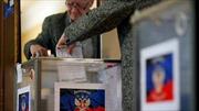 Nga ủng hộ bầu cử ở Donetsk và Lugansk