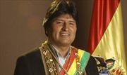 Bolivia - Tiến trình cách mạng không thể đảo ngược