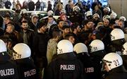 Người Kurd biểu tình phản đối IS ở Đức, Pháp