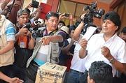 Tổng thống Morales tiếp tục lãnh đạo Bolivia