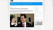 Báo Đức: Quan hệ Việt Nam-EU sẽ tiếp tục được mở rộng