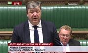 Anh công bố thời điểm trao thêm quyền hạn cho Scotland