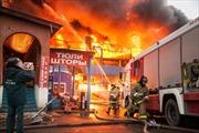 Tin thêm về vụ cháy chợ người Việt ở Nga