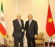 Thúc đẩy hợp tác trên nhiều lĩnh vực giữa Việt Nam và Iran