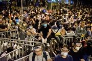 Cảnh sát Hong Kong lại đụng độ với người biểu tình