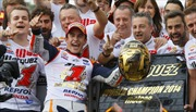 Marc Marquez - Nhà vô địch Moto GP năm 2014