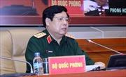 Bộ trưởng Quốc phòng Việt Nam thăm Trung Quốc