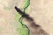 Không kích khiến IS giảm nguồn thu từ dầu mỏ