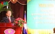 Khai trương Cơ quan thường trú báo Nhân Dân tại Campuchia