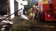 Nổ sập 6 căn nhà, 1 người chết, nhiều người mất tích