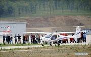 Trung Quốc thử nghiệm máy bay điện đầu tiên