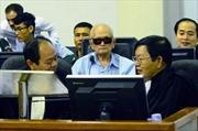 Luật sư dọa tẩy chay phiên tòa xử 2 cựu thủ lĩnh Khmer Đỏ