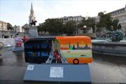 Dấu ấn một thế kỷ xe buýt London