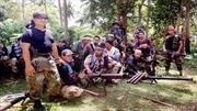 Philippines chiếm nhiều trại của phiến quân Abu Sayyaf