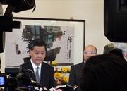 Trưởng Đặc khu Hong Kong: Nước ngoài can dự vào 'Chiếm Trung tâm'