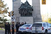 Tiêu diệt kẻ nổ súng sát nhà Quốc hội Canada
