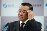 Tân Bộ trưởng Công nghiệp Nhật dính bê bối thứ hai