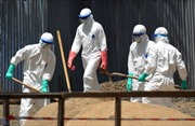 Mỹ công bố hướng dẫn mới về cách ly Ebola