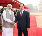 Ấn Độ cam kết hỗ trợ Việt Nam hiện đại hóa lực lượng quốc phòng và an ninh
