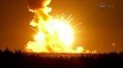 Tên lửa vũ trụ Mỹ nổ tung khi rời bệ phóng