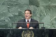 Cuba khẳng định sẵn sàng đối thoại với Mỹ