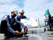 Bộ GTVT kiểm tra việc thi công quốc lộ 1A đoạn qua Quảng Bình