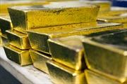 Giá vàng thấp nhất trong bốn năm
