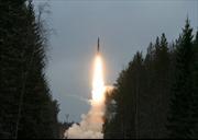Nga phóng thử tên lửa đạn đạo liên lục địa Topol-M