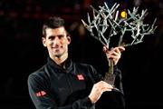 Djokovic lần thứ ba lên ngôi tại Paris Masters