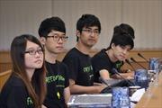 Hiệp hội sinh viên Hong Kong tìm cách đàm phán cải cách với Bắc Kinh