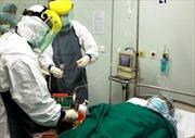 Diễn tập điều trị bệnh nhân nghi nhiễm Ebola