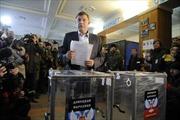 Nga khẳng định 'tôn trọng' bầu cử ở Đông Ukraine