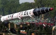 Ấn Độ phóng tên lửa Agni-II mang đầu đạn hạt nhân