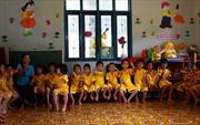 Hỗ trợ nuôi dạy trẻ em vùng cao