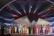 Chung khảo Hoa hậu Việt Nam 2014 khu vực phía Nam